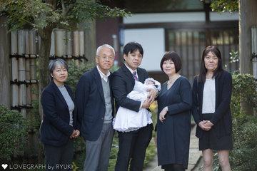 Hinata Family | 家族写真(ファミリーフォト)