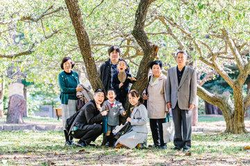 Daiki  七五三 | 家族写真(ファミリーフォト)