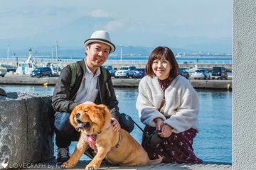 Yoshino Family | 家族写真(ファミリーフォト)