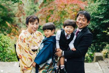 Mine Family | 家族写真(ファミリーフォト)