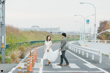 Ryoji×Kasumi | 夫婦フォト