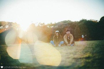 Ayumu & Batako engagement photo   夫婦フォト