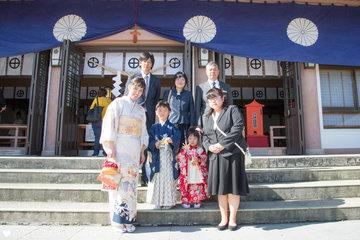 Sueyoshi Family | 家族写真(ファミリーフォト)