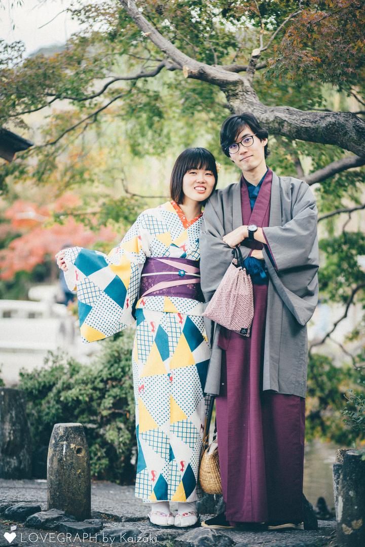 Tsuyoshi × Manami | カップルフォト