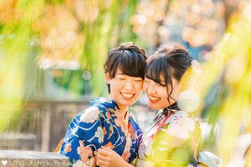 sakura sister | フレンドフォト(友達)