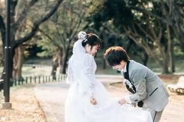 Tatsuya×Akari | 夫婦フォト