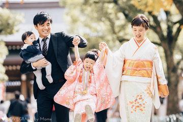 Kikuchi Family | 家族写真(ファミリーフォト)