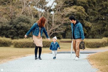 Mizuki Family  | 家族写真(ファミリーフォト)
