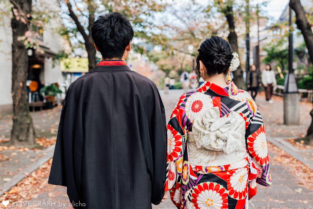 Takumi×Haruka | カップルフォト