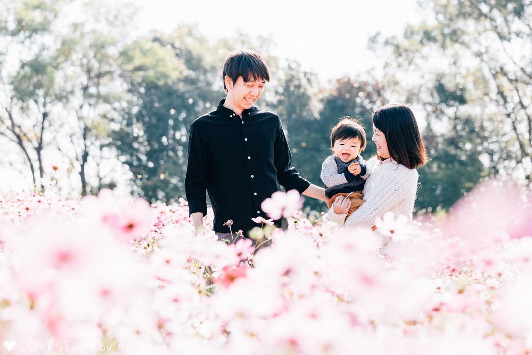 Hayashi Family | 家族写真(ファミリーフォト)