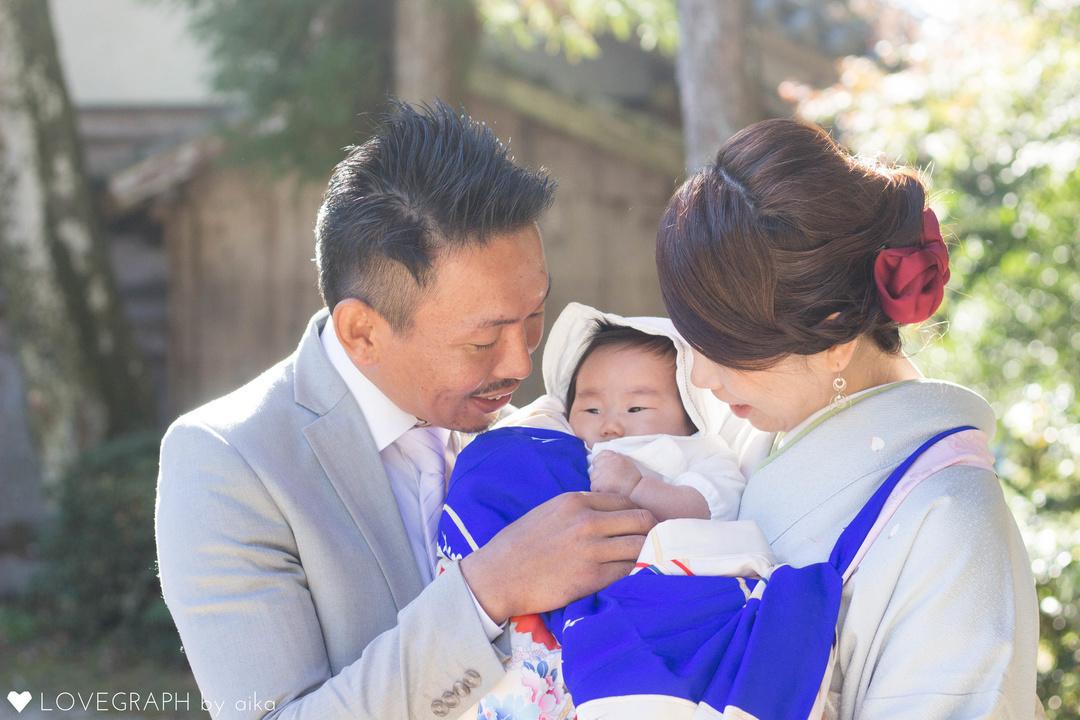 Suzuki Family | 家族写真(ファミリーフォト)