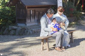 Ski Family  | 家族写真(ファミリーフォト)