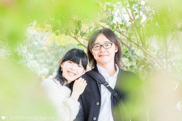 Akihiro&Mitsuho | カップルフォト