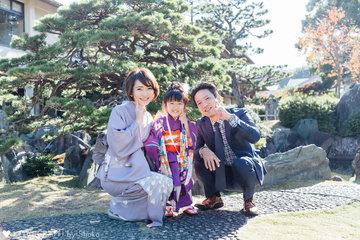 Ogata Family | 家族写真(ファミリーフォト)