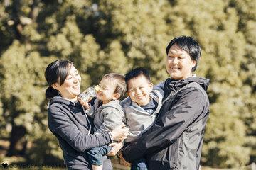 Ichan Family | 家族写真(ファミリーフォト)