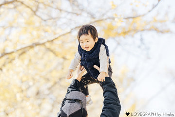 Yuta Family | 家族写真(ファミリーフォト)