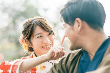 Hironori×Yuka | カップルフォト