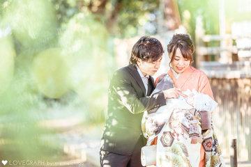 Mizuki お宮参り | 家族写真(ファミリーフォト)