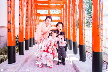 753 | 家族写真(ファミリーフォト)