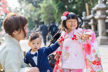 NAKANO Family | 家族写真(ファミリーフォト)