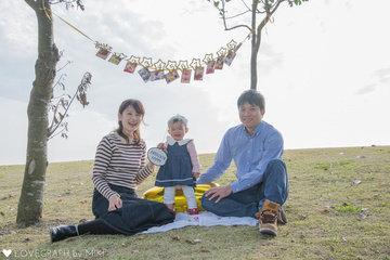 YUNA FAMILY PHOTO | 家族写真(ファミリーフォト)