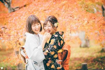 YOKO×SAYAKA | フレンドフォト(友達)