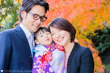 A Happy Day ~753  | 家族写真(ファミリーフォト)
