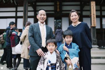 Ousuke Family   家族写真(ファミリーフォト)