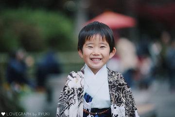 Ousuke Family | 家族写真(ファミリーフォト)