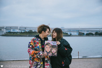 Tochimaru Family | カップルフォト