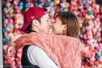 Naoto×Hikari | カップルフォト