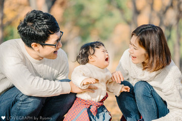 Shimizu Family | 家族写真(ファミリーフォト)