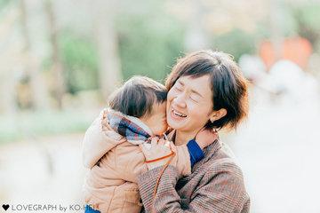 Takako Family | 家族写真(ファミリーフォト)