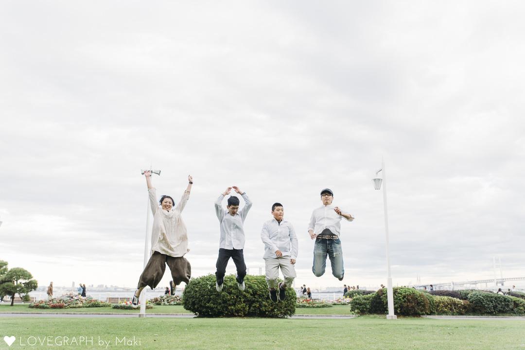 Yamamoto Family   家族写真(ファミリーフォト)