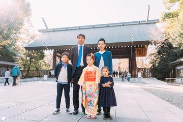 Aya's | 家族写真(ファミリーフォト)