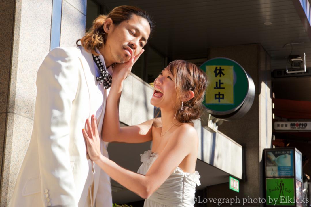 Masaki × Yuki | 夫婦フォト