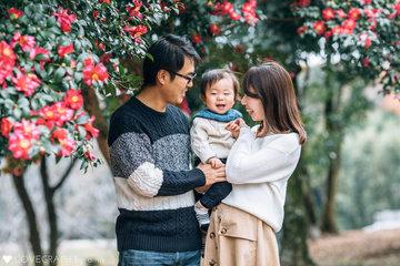 Haru familiy | 家族写真(ファミリーフォト)