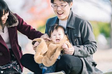 Uno Family | 家族写真(ファミリーフォト)