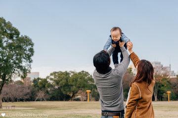 Shou Family | 家族写真(ファミリーフォト)