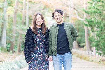 Ryo×Haru | カップルフォト