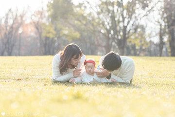 R + K = H ☆ | 家族写真(ファミリーフォト)
