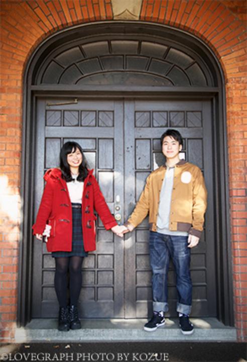 Akira × Momo | カップルフォト