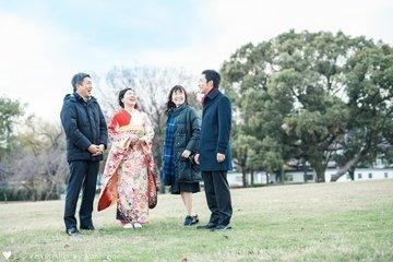 Tan's Family | 家族写真(ファミリーフォト)