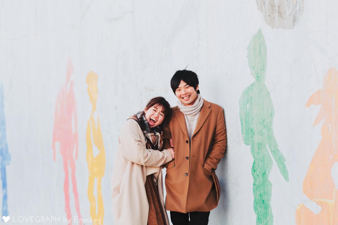 Kenkichi × Ayumi | 夫婦フォト