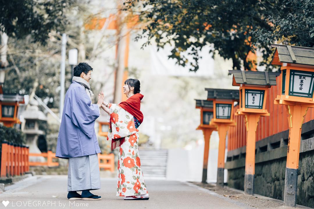 Shunto×Kaori | カップルフォト