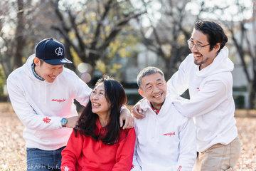 iwasaki Family | 家族写真(ファミリーフォト)