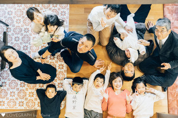 Isono Family | 家族写真(ファミリーフォト)