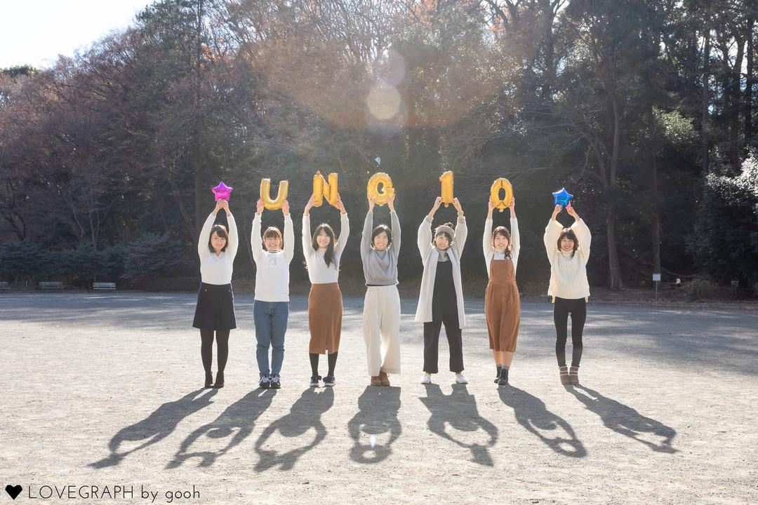 UNO 10 years anniversary  | フレンドフォト(友達)