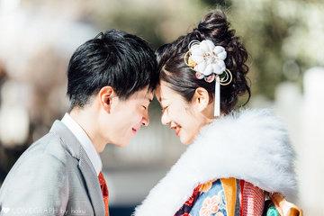 fukaya family | 夫婦フォト