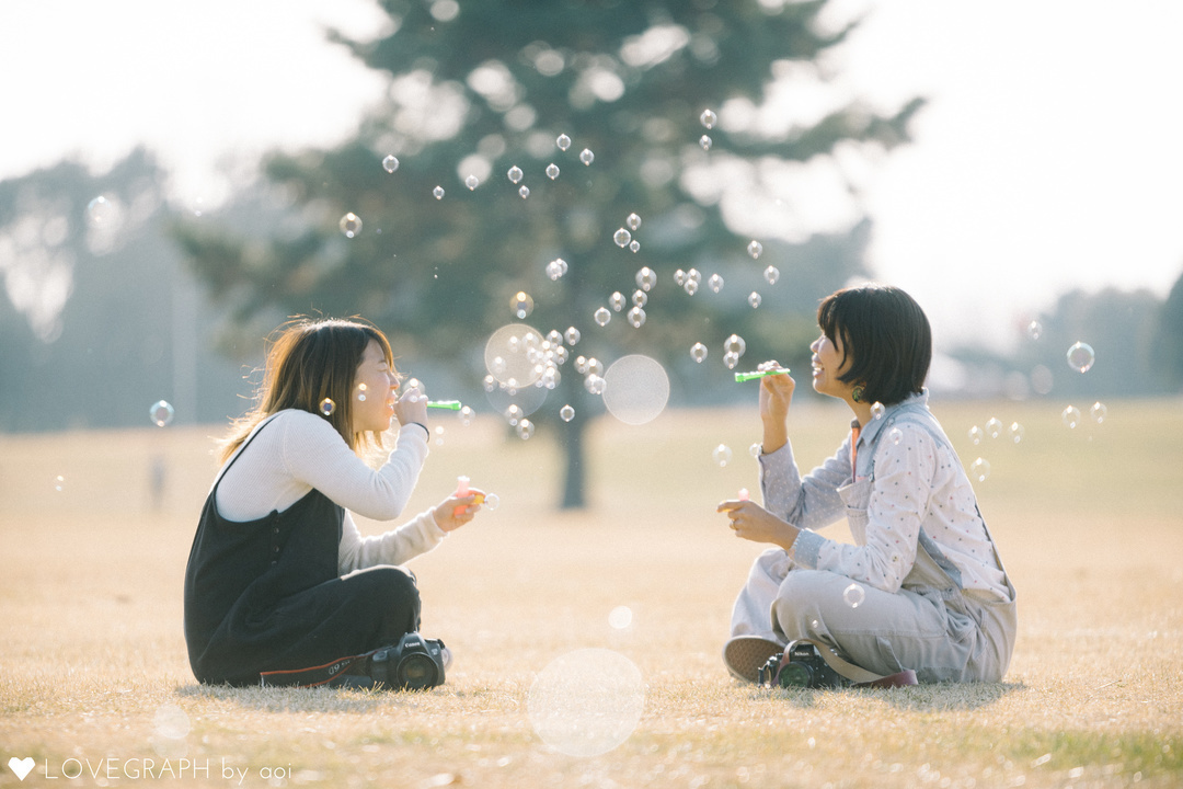 First meet | フレンドフォト(友達)